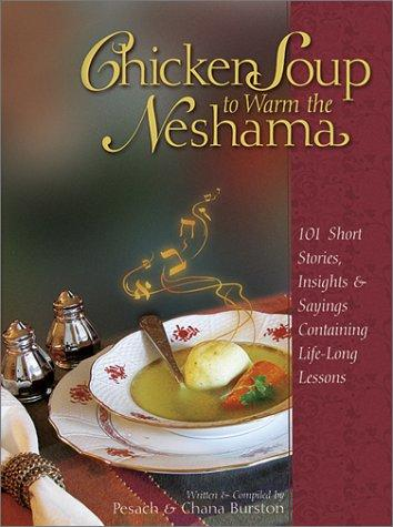 Chicken Soup to Warm the Neshama