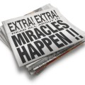 Miracles Happen Newspaper