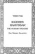 Iggeres haMussar (Online Book)