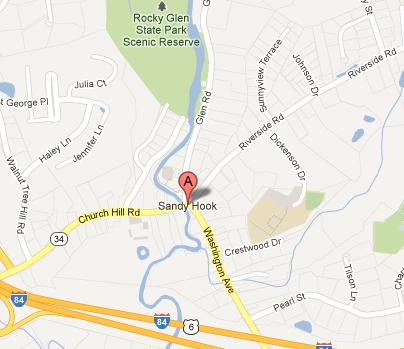 Sandy Hook, Newtown, CT, United States - Google Maps-122243