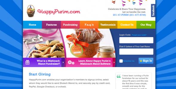 HappyPurim.com