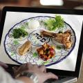 Pesach Seder Plate Laptop