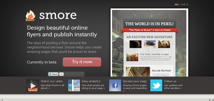 learn how you can easily create flyers for free using smore com