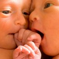 People - Preemie Twin Baby Girls - Snuggle Up