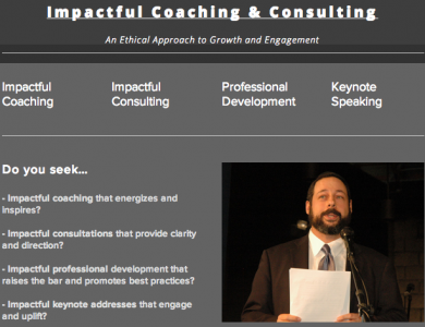 Impactful Coaching   Consulting