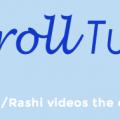 Scrolltutor - Chumash Rashi videos the easy way.