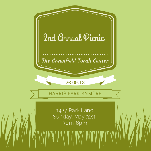 2nd Annual Picnic