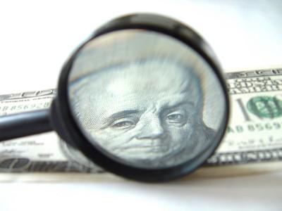 Magnifying Glass Dollar