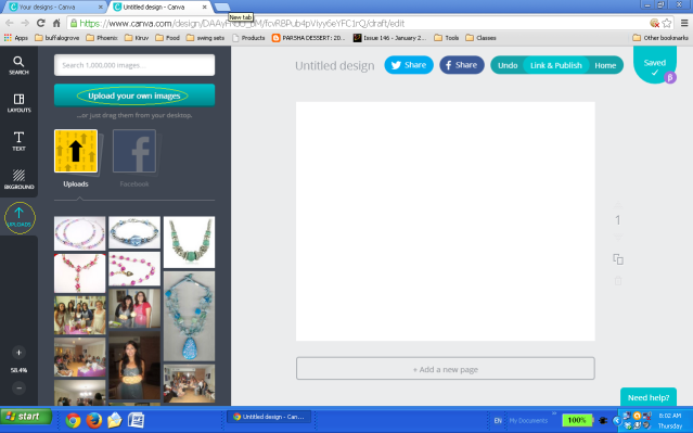 Step 3 Canva