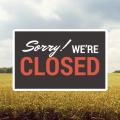 Shmittah Field Closed