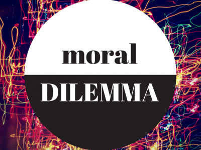 an introduction to the mores moral dilemma Ethical dilemma ben lennon xmgt/216 march 13, 2011 meisel randolph ethical dilemmapage 1 an ethical dilemma is any situation which guiding moral principles cannot determine which course of.
