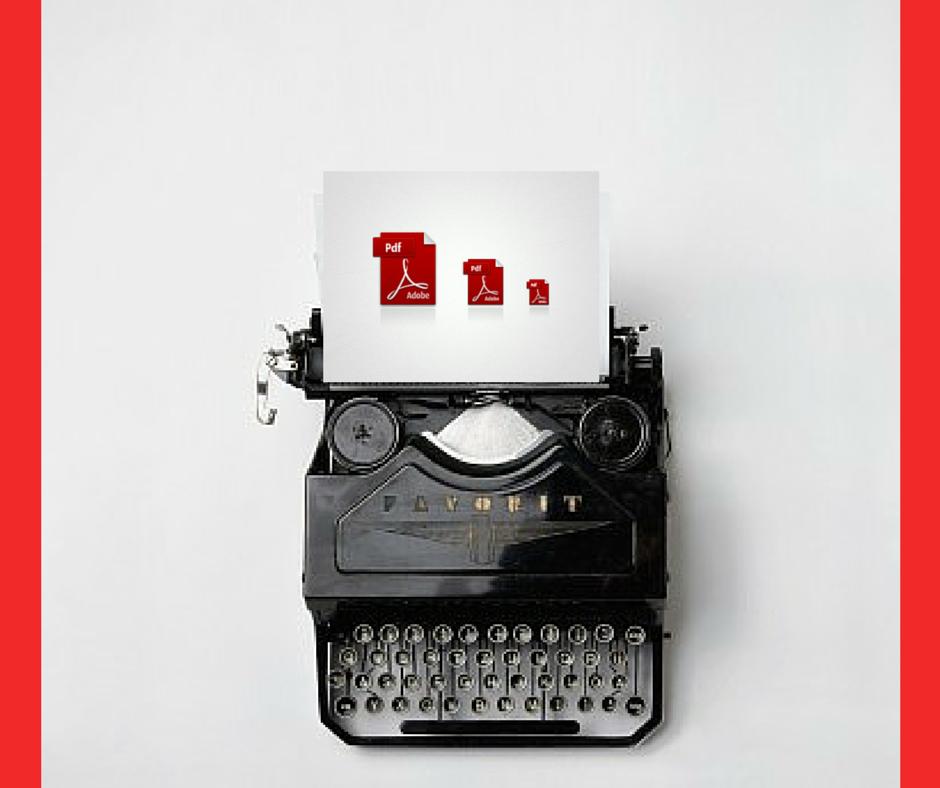 PDF Typewriter