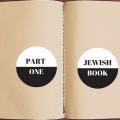 Part 1 Jewish Book